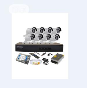 8 Channel CCTV Combo D111 | Security & Surveillance for sale in Lagos State, Alimosho