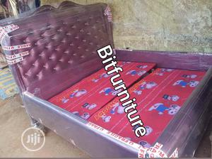 6×6 Modern Bed Frame | Furniture for sale in Lagos State, Epe