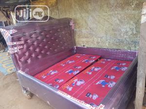 6×6 Modern Bed Frame | Furniture for sale in Lagos State, Ifako-Ijaiye