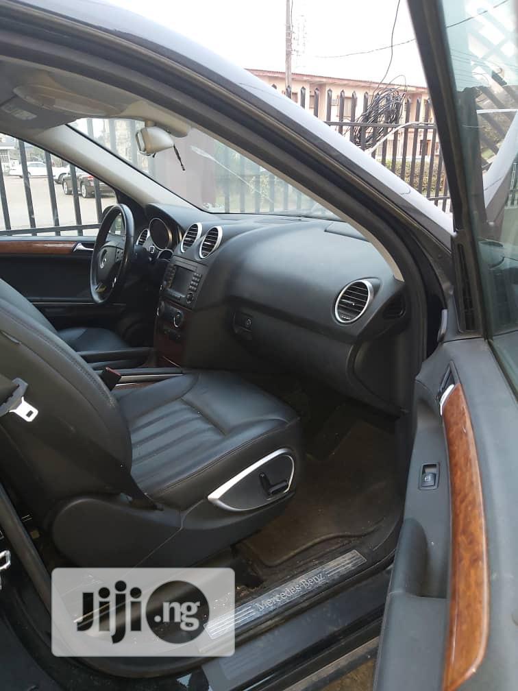 Mercedes-Benz M Class 2007 Black | Cars for sale in Ikeja, Lagos State, Nigeria