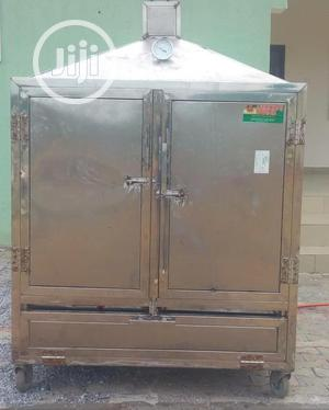 200 Piece ×1 Kg Stainless Steel Fish Drying Kiln | Farm Machinery & Equipment for sale in Lagos State, Shomolu