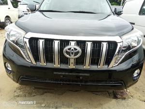 Toyota Land Cruiser Prado 2015 Black | Cars for sale in Lagos State, Apapa