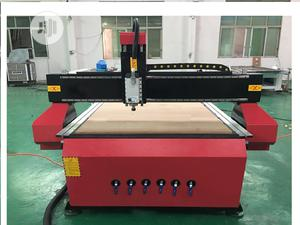 Wood Cnc Router Engraving Machine With 4.5kw Spindle | Manufacturing Equipment for sale in Lagos State, Ikeja