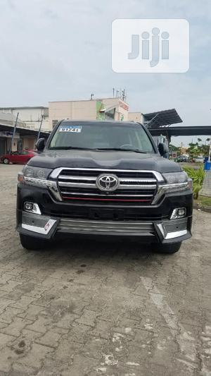 Toyota Land Cruiser 2019 Black | Cars for sale in Lagos State, Lekki