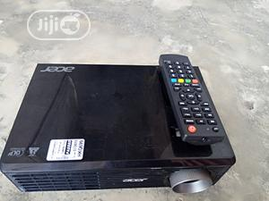 Bright Portable Acer Projector With Remote | TV & DVD Equipment for sale in Rivers State, Andoni