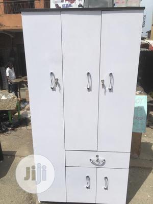 New Design White Wardrobe   Furniture for sale in Lagos State, Shomolu