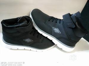Black High Top Sneakers | Children's Shoes for sale in Lagos State, Lagos Island (Eko)