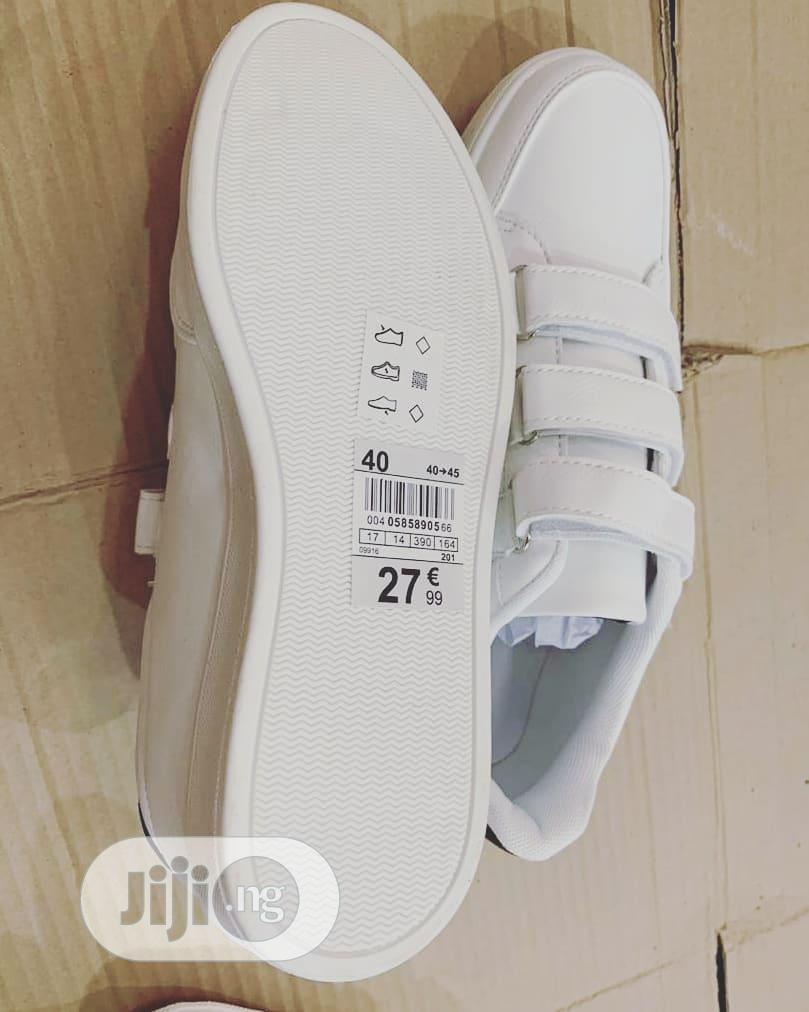 White Canvas | Children's Shoes for sale in Lagos Island (Eko), Lagos State, Nigeria