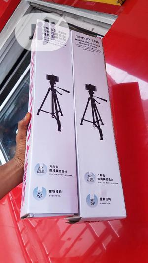 3388 Phone & Camera Tripod Stand With Remote   Accessories & Supplies for Electronics for sale in Lagos State, Ikeja