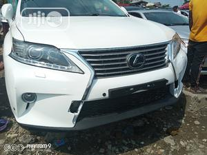 Lexus RX 2013 350 F SPORT AWD White   Cars for sale in Lagos State, Apapa