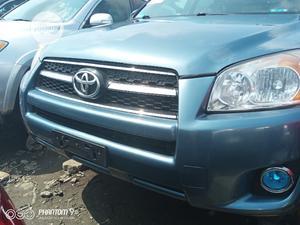 Toyota RAV4 2010 2.5 Sport 4x4 Blue | Cars for sale in Lagos State, Apapa