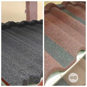 Black Classic Stone Coated Gerard Roof 50 Years Heritage   Building Materials for sale in Lagos State, Ajah