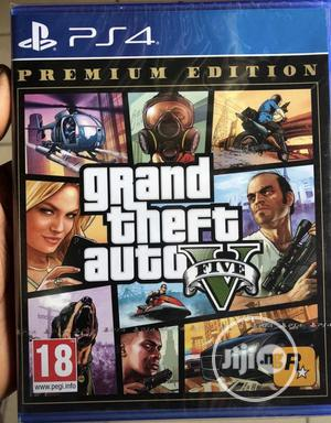 GTA 5 for PS4 | Video Games for sale in Abuja (FCT) State, Wuse 2