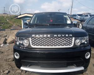 Land Rover Range Rover Sport 2010 Black | Cars for sale in Lagos State, Apapa
