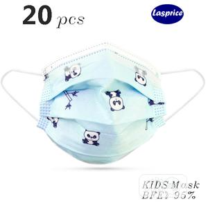 Kids Face Mask 3 Ply Disposable For 3-12 Years Old Children   Medical Supplies & Equipment for sale in Abuja (FCT) State, Jabi