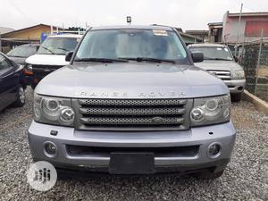 Land Rover Range Rover Sport 4.2 V8 SC 2008 Gray | Cars for sale in Lagos State, Ipaja