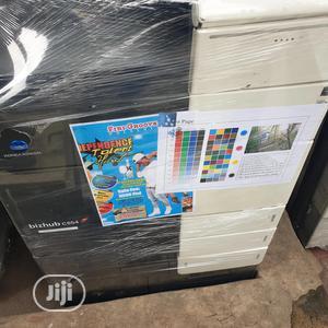 Konica Minolta Bizhub C654: Direct Image Multifunctional   Printing Equipment for sale in Lagos State, Magodo