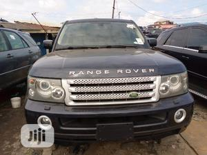 Land Rover Range Rover Sport 2012 HSE 4x4 (5.0L 8cyl 6A) Black | Cars for sale in Lagos State, Apapa