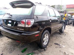 Lexus RX 2003 Black | Cars for sale in Lagos State, Apapa