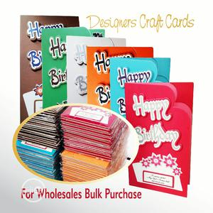 Special Customized Greeting Card Solid, Durable, Wholesales | Stationery for sale in Lagos State, Yaba