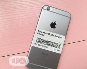 Apple iPhone 6s 32 GB Silver   Mobile Phones for sale in Lagos State, Ibeju