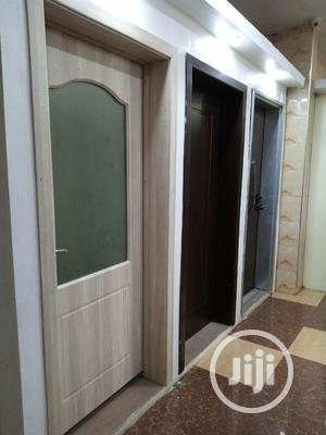 Wooden Door With Glass Available | Doors for sale in Lagos State, Orile