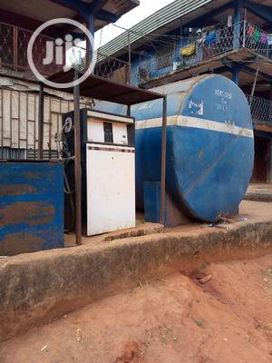 Diesel Tank With The Nuzzle | Manufacturing Equipment for sale in Edo State, Benin City