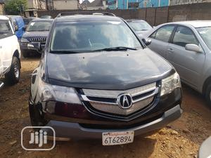 Acura MDX 2008 SUV 4dr AWD (3.7 6cyl 5A) Black   Cars for sale in Lagos State, Egbe Idimu