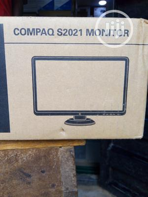 HP Compaq S2021 20-inch Widescreen LCD Monitor   Computer Monitors for sale in Lagos State, Ikeja