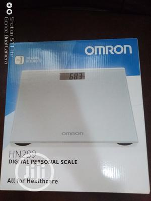 HN289 Personal Digital Scale Silver | Home Appliances for sale in Abuja (FCT) State, Wuye
