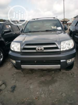 Toyota 4-Runner 2004 Limited Gray   Cars for sale in Lagos State, Apapa