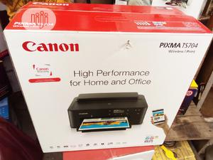 Canon PIXMA TS704 Printer | Printers & Scanners for sale in Lagos State, Ikeja