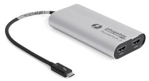 Thunderbolttm 3 Dual Display HDMI 2.0 Adapter for Ma | Computer Accessories  for sale in Lagos State, Ikeja