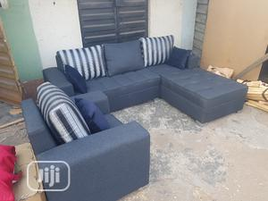 Unique Modern Design L Shape With Single | Furniture for sale in Lagos State, Ikorodu