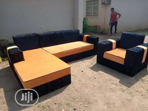 Modern Design L Shape With Single | Furniture for sale in Lagos State, Lekki