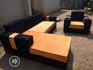 Unique Modern Design L Shape With Single | Furniture for sale in Lagos State, Lekki