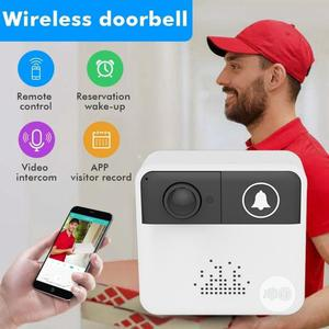 Wireless Smart Wifi Video Doorbell | Home Appliances for sale in Lagos State, Ikeja