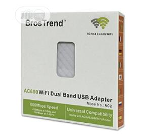 600mbps Wifi Dongle USB; AC 600 Dual Band; 5GH | Accessories & Supplies for Electronics for sale in Lagos State, Ikeja
