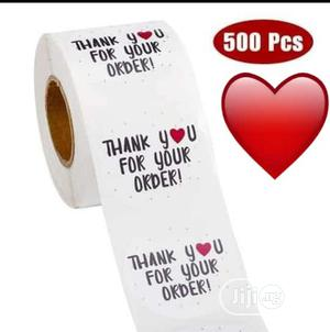 Thank You For Your Order Sticker | Stationery for sale in Lagos State, Oshodi