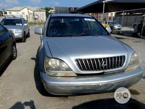 Lexus RX 1999 300 Silver | Cars for sale in Lagos State, Ajah