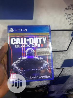 Call Of Duty(Black Ops) | Video Games for sale in Lagos State, Ikeja