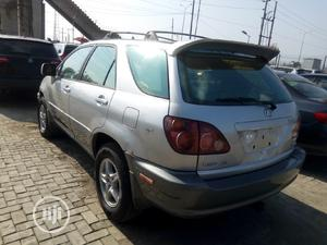 Lexus RX 1999 300 Silver   Cars for sale in Lagos State, Ajah