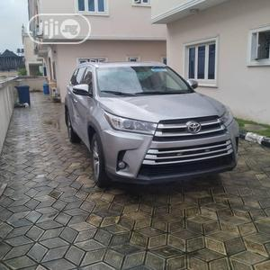 Toyota Highlander 2015 LE 4dr SUV (3.5L 6cyl 6A) Gray | Cars for sale in Lagos State, Amuwo-Odofin