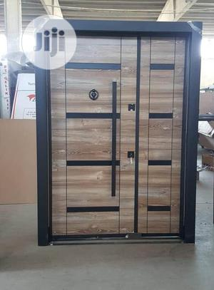 4ft Draft Luxury Door Available   Doors for sale in Lagos State, Orile