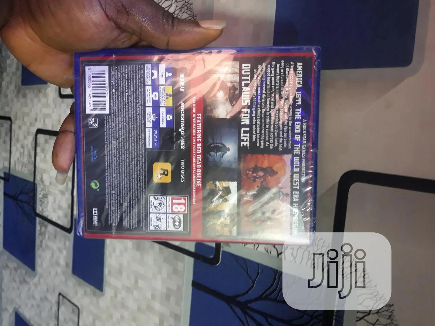 Red Dead Redemption 2   Video Games for sale in Ikeja, Lagos State, Nigeria