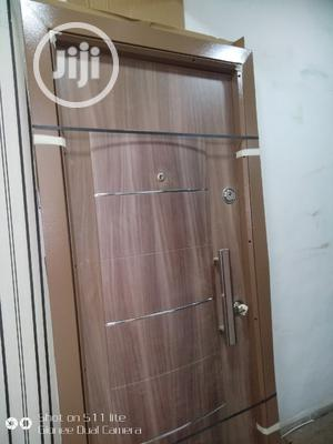 3ft Embossed Luxury Door Available   Doors for sale in Lagos State, Orile