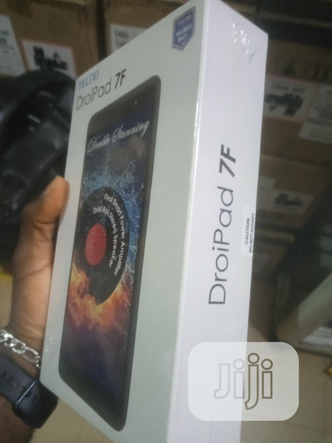 New Tecno DroiPad 7F 16 GB Other   Tablets for sale in Ikeja, Lagos State, Nigeria