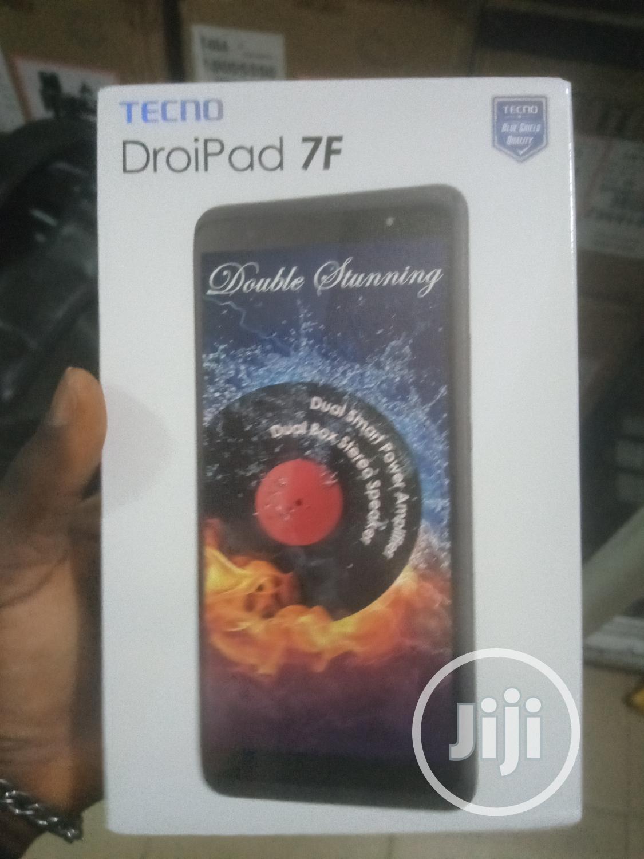 New Tecno DroiPad 7F 16 GB Other