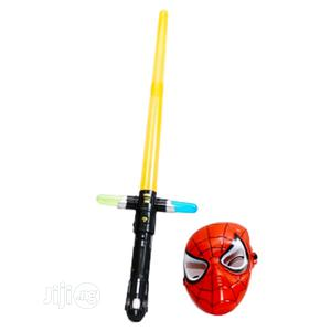 Spiderman Sword And Mask | Toys for sale in Lagos State, Amuwo-Odofin