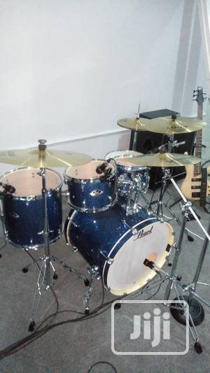 Pearl Drum 5set | Musical Instruments & Gear for sale in Lagos State, Ikeja